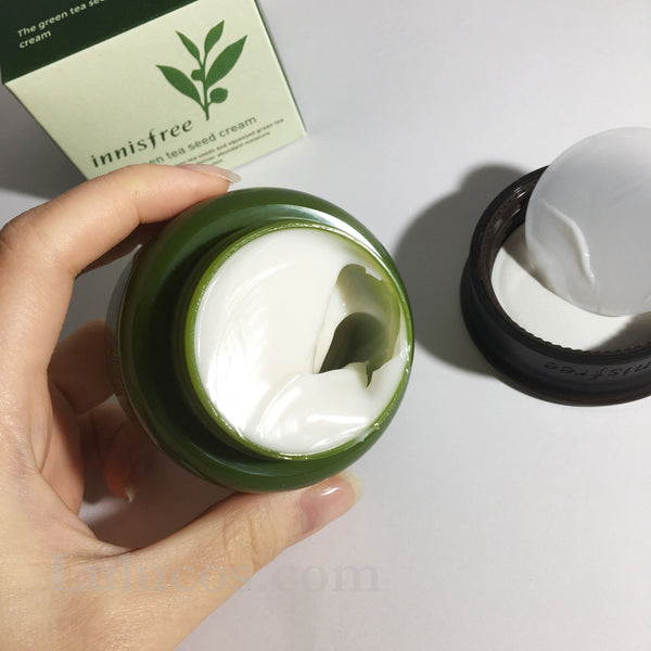 Review: Innisfree- The Green Tea Seed Cream 50ml