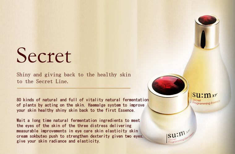 Sum 37 secret essence