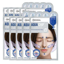 Mediheal Aqua Chip Circle Point Mask (Blue) 10