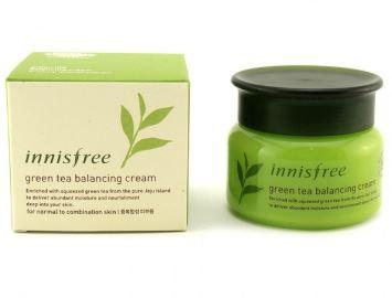 Innisfree The Green Tea Balancing Cream 50ml