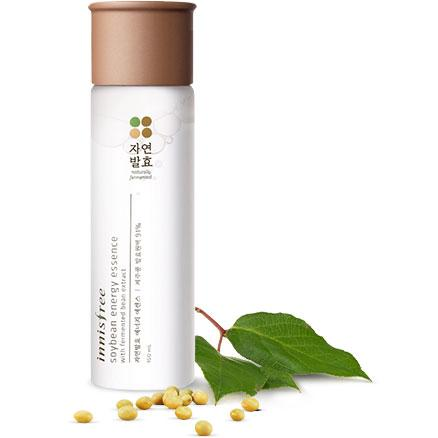 Innisfree Soybean Energy Essence 150ml  - ルルコス