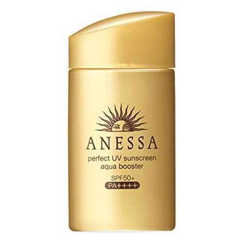 Shiseido ANESSA Perfect UV Sunscreen Gold Normal Skin SPF50