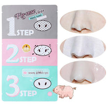 Holika Holika Pig Nose Clear Black Head 3-step Kit (5 pack) Details