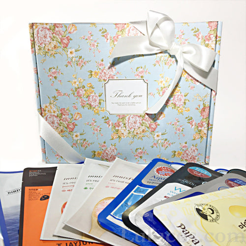 Lulu Best Mask Sheets Gift Set