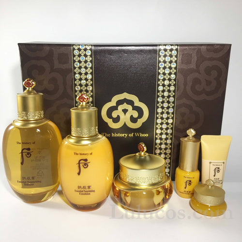 The History of Whoo Gongjinhyang Special Set