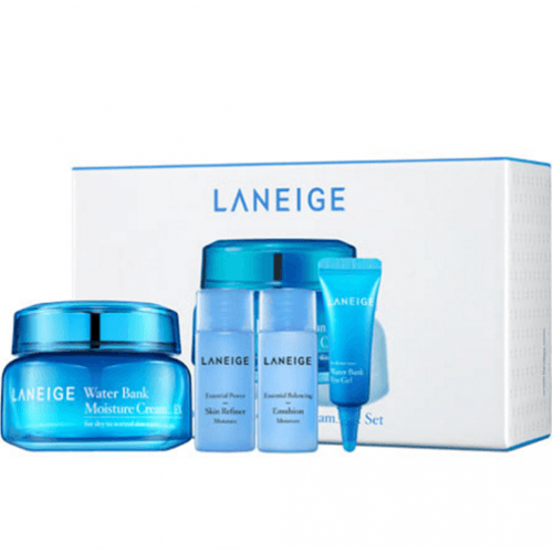 Water Bank Moisture Cream Set 50ml
