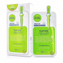 MEDIHEAL (10 sheets) Teatree Care Solution Essential Mask