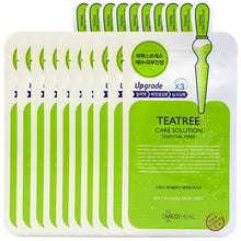 MEDIHEAL (10 sheets) Teatree Care Solution Essential Mask 2