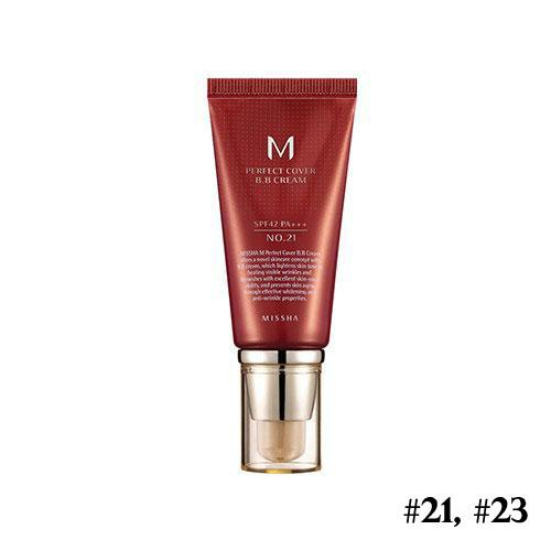 Missha M Perfect Cover BB Cream SPF 42+ 50ml