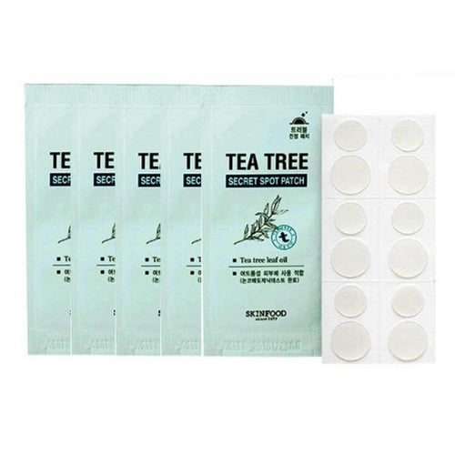 스킨 푸드 Tea Tree Spot Patch 5