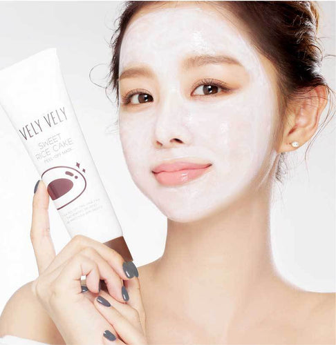 VELY VELY Sweet Rice Cake Peel-Off Mask 120g