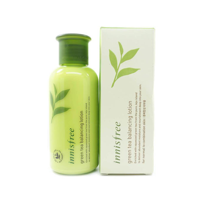 Innisfree The Green Tea Balancing Emulsion 160ml