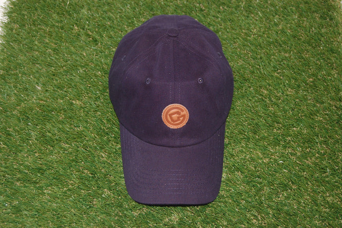 Circle Arkansas Dad Hat Navy