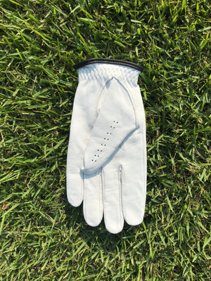 Genuine Cabretta Leather Glove