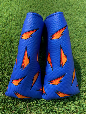 "Grindade Blade Putter Cover - Magnetic - Blue ""Berry Blast"""