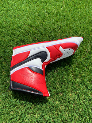 AJ 1 Blade Putter Cover - White/Black