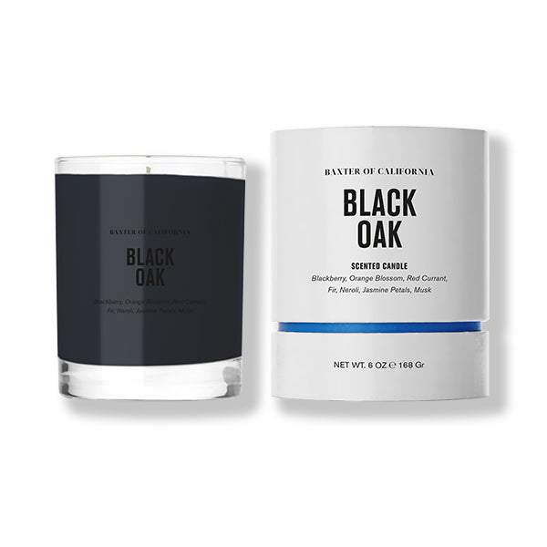 Black Oak Candle, 6oz