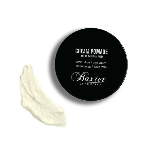 Cream Pomade, 2oz