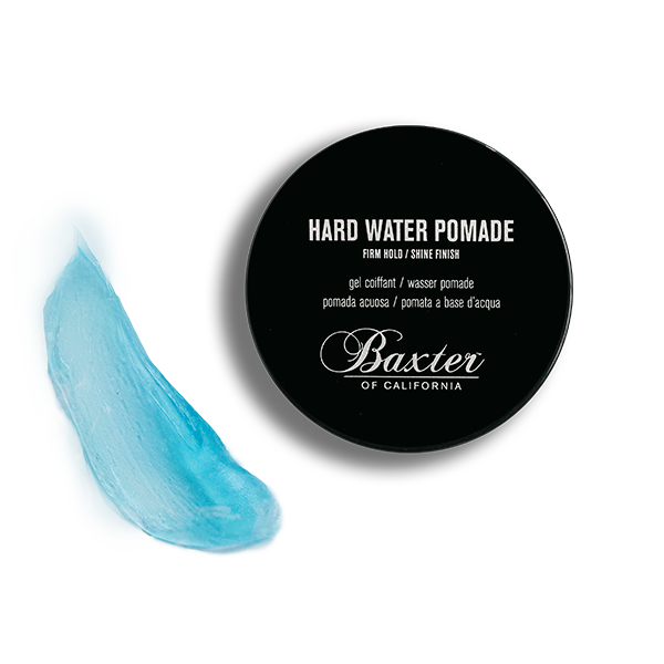 Hard Water Pomade, 2oz