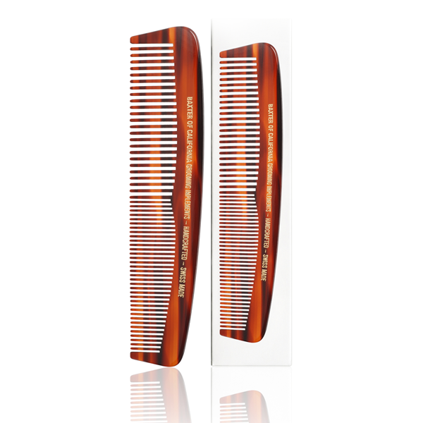 "Tortoiseshell Pocket Comb, 5.25"" Long"