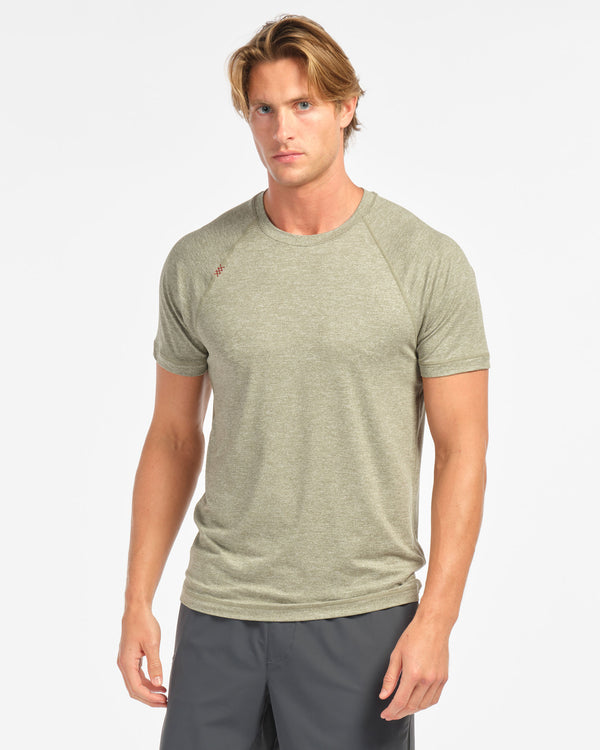 Reign Short Sleeve, Sea Spray Heather