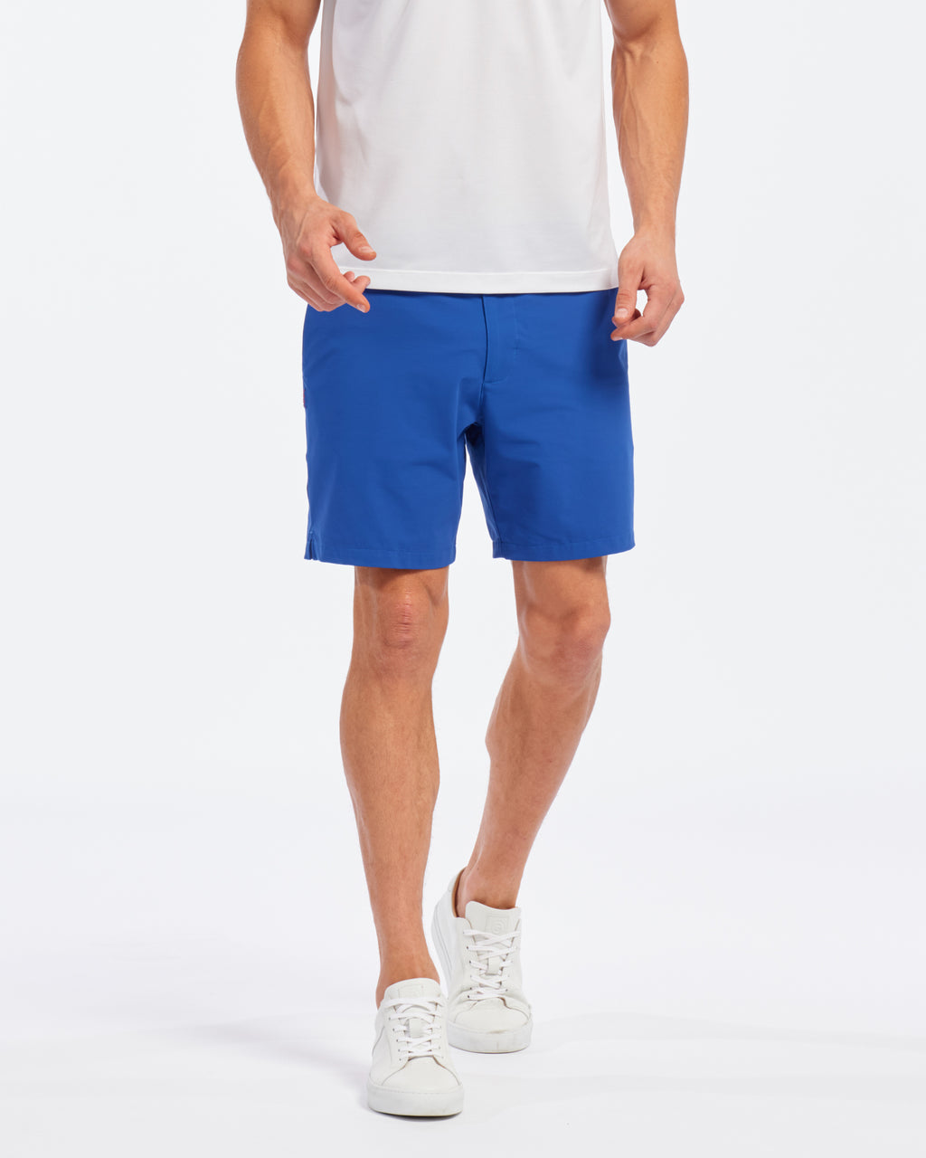 "Unlined Resort Short 8"", Voyage Blue"