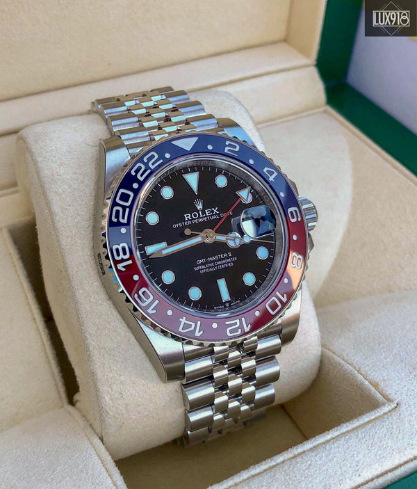2019 Rolex 126710BLRO, Unworn, Full Set