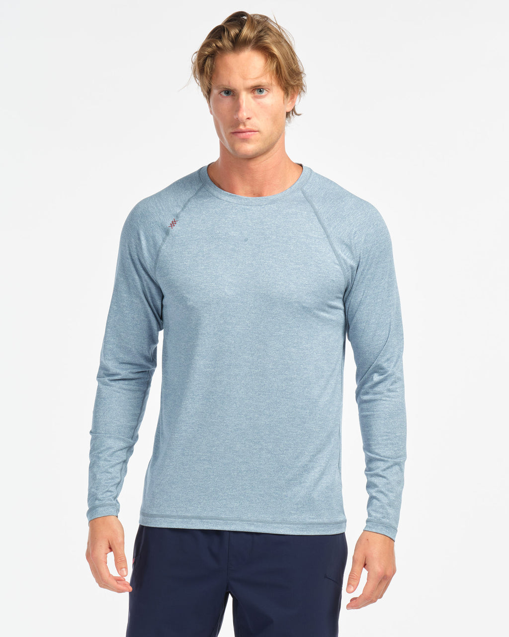 Reign Long Sleeve, Bluestone Heather