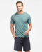 Reign Short Sleeve, Aruba Blue Heather