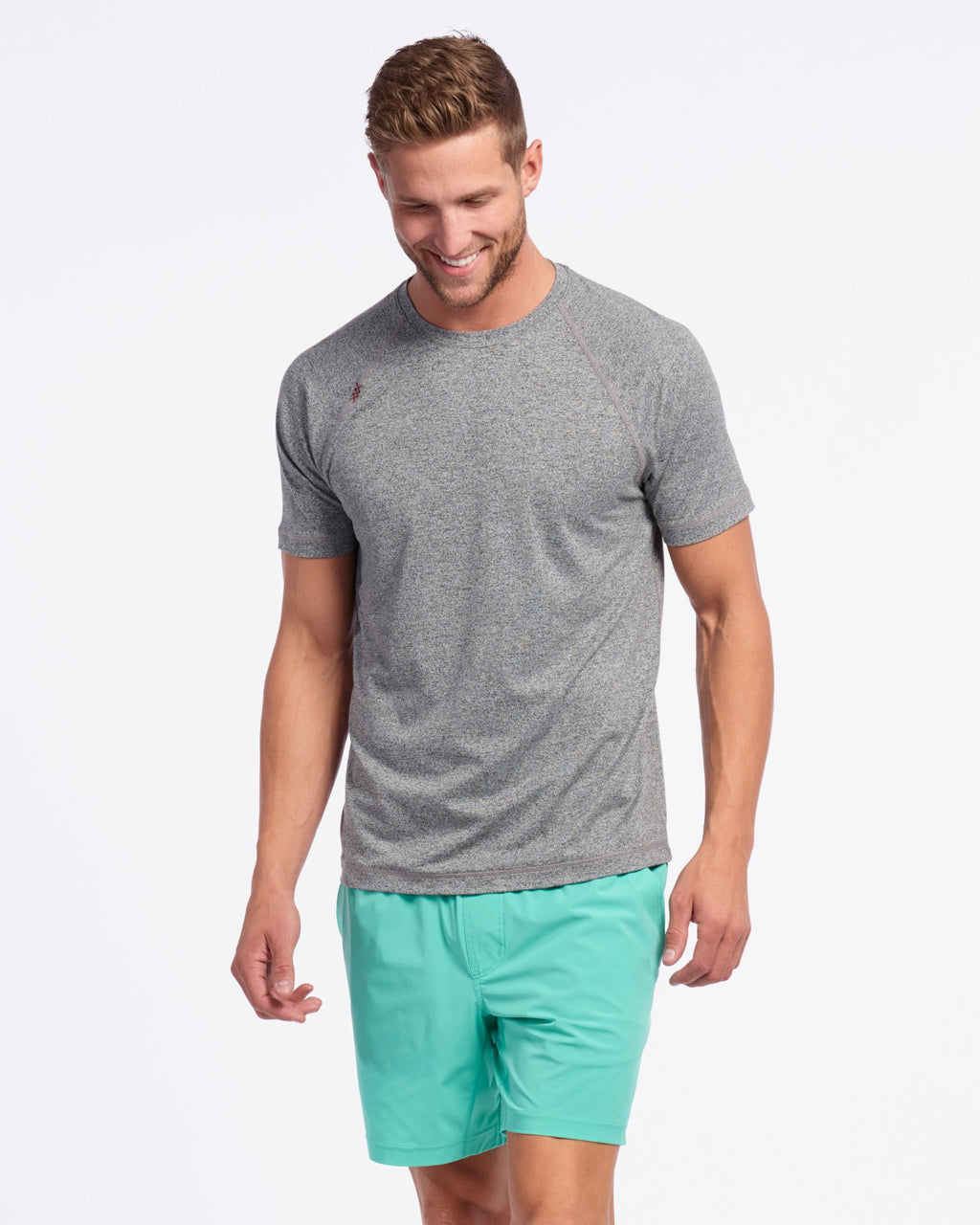 Reign Short Sleeve, Legacy Gray