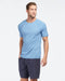 Reign Short Sleeve, Track Blue Heather
