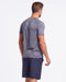 Reign Short Sleeve, Midnight Heather