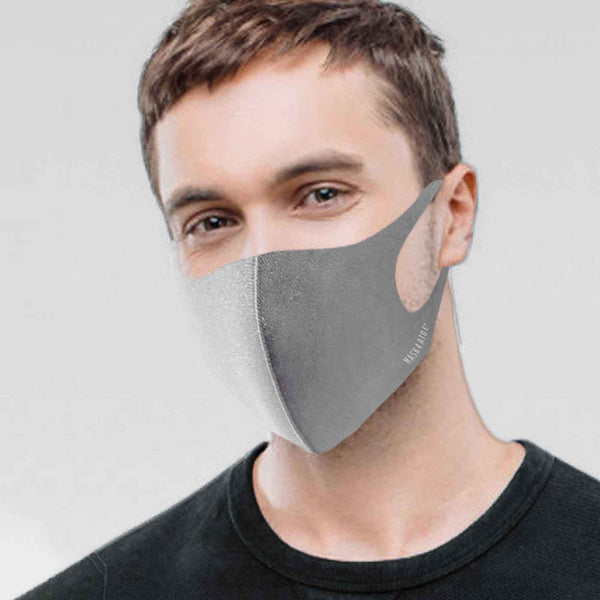 Mask4Aide Sealed Single iMask, Grey