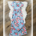 Abigail Maxi Dress-Girls