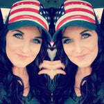 All American Girl Baseball Hat