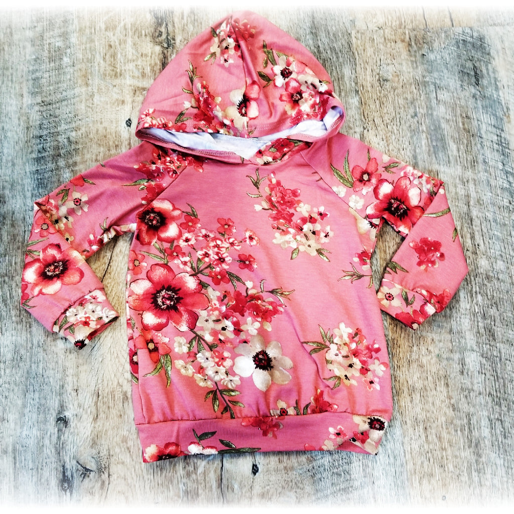 Jerica Hoodie-Toddler