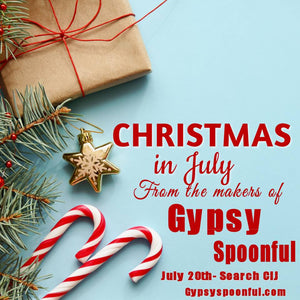 Christmas in July 2018!