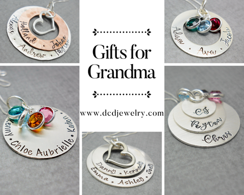 Gifts for Grandma