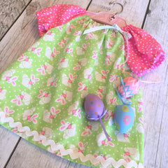Easter Bunny Top Size 2T by Sewing At Ten