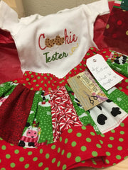 cookie tester outfit