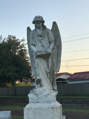 turning angel Natchez Mississippi