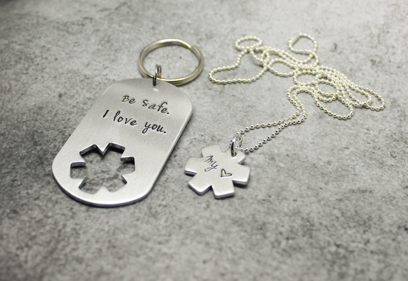 EMS Key chain Gift Set, First Responder gift