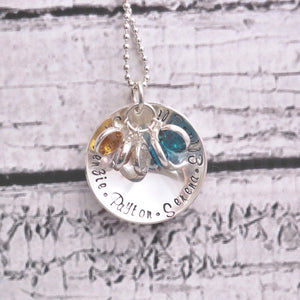 Sterling silver love you forever necklace - Sweet Tea & Jewelry