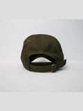 ESSENTIAL 6 PANEL BASEBALL CAP - OLIVE