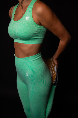GENESIS LEGGINGS-MINT