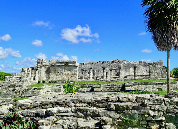 Tulum Ruins: One of the Last Maya Sites