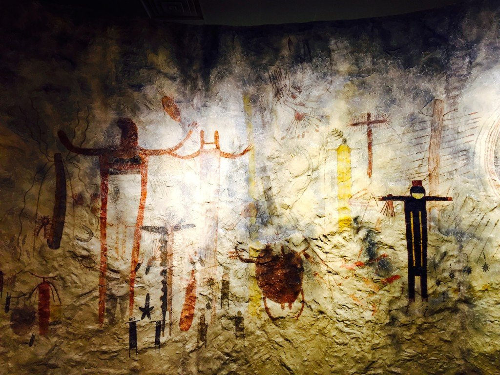 Seminole Canyon Rock Art