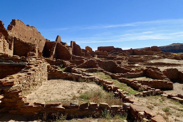 Chaco Canyon, Chaco Culture National Historical Park, Chaco Culture, Chetro Ketl, Chaco Ruins