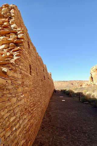 Chaco Canyon, Chaco Culture National Historical Park, Chaco Culture, Chetro Ketl, Lunar Standstill, maximum moon
