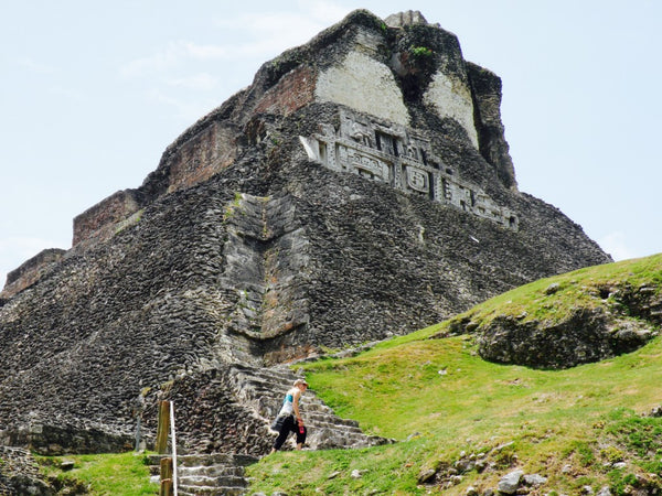 Xunantunich, Belize, The Botanical Journey